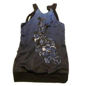 WHITE HOUSE BLACK MARKET Womens Small Floral